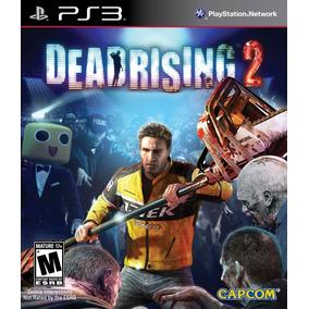 Jogo Dead Rising 2 Playstation 3 Ps3 Mídia Física Novo Lacra