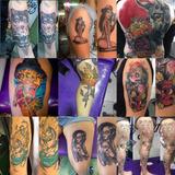 Tatuajes Ink Addict Tattoo Montevideo