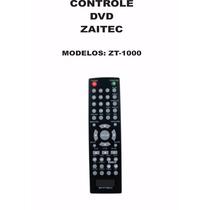 Controle Remoto Dvd Zaitec Zt-1000