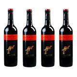 Vinho Australiano Yellow Tail Cabernet Sauvignon Cx Com 4