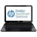 Hp Pavilion Touchsmart 15-b153nr 15.6 Pulgadas Sleekbook Am