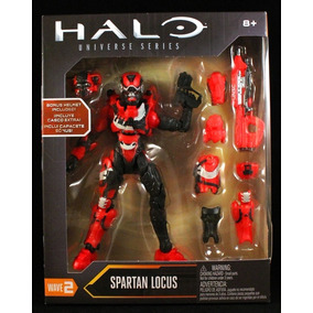 Spartan Locus Halo Universe Series Nuevo Sellado Envio Grati