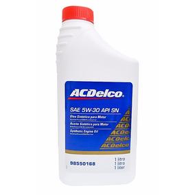 Acdelco Oleo Semissintético 5w30 Chevrolet Gm Todos Orig
