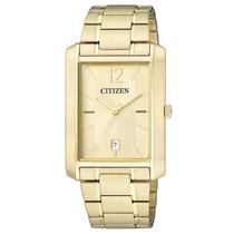 Citizen 60058 Reloj Clásico Análogo Cuarzo Para Hombre Color