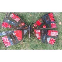 Mariposa De Metal Esculturas De Hierro Reciclado