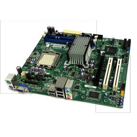 Combo Motherboard Intel + Procesador Core2quad + 4gb Ram