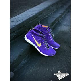 Tênis Nike Free Flyknit Chukka