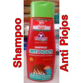 Shampoo Contra Piojos Liendres Naturista Natural