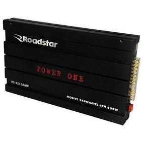 Módulo Automotivo Roadstar Power One Rs-4510 Promoção