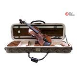 Violino Profissional + Case Superluxo + Ajuste De Luthier