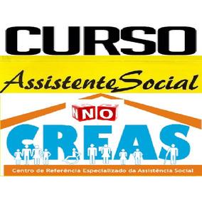 Curso Para Assistentes Sociais No Creas+ Brinde Grátis