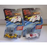 2007 Hot Wheels Speed Racer Mach 5 E Racer X