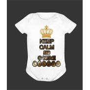 Body Personalizado, Keep And Calm
