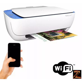 Impressora Multifuncional Hp Deskjet Ink Advantage 3635-wifi