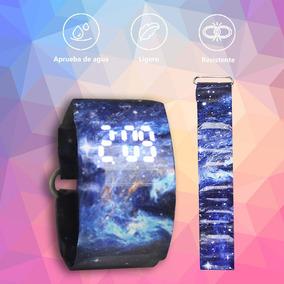 Reloj Digital De Papel Aprueba De Agua Liviano Y Durable