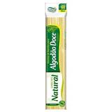 Vareta De Algodão Doce 40 Cm De Bambu Natural Cx 5000 Peças