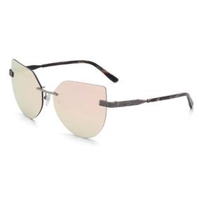 Óculos De Sol Rosa Com Lentes Espelhadas Colcci - Óculos De Sol no ... f036089847