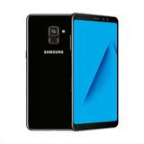 Samsung Galaxy A8plus En Estetica 9 De 10 Pequeño Rayon En L