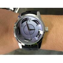 Relógio Roda Orbital - Pulseira Normal