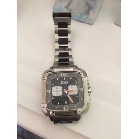 f29873a85b319 Relógio Dolce Gabbana Navajo Original - Relógios no Mercado Livre Brasil