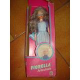 Muñeca Fiorella Articulada.decada 80-90 Imperdible