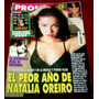 Natalia Oreiro Revista Pronto Año 2000