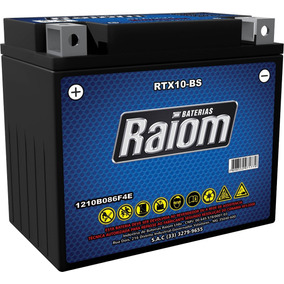 Bateria Moto Ytx12-bs Bandit 1200 Cbr 1100 Vulcan 900