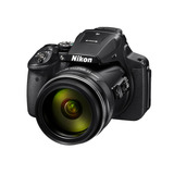 Cámara Nikon Coolpix P900 83x 16 Mp Wifi Nfc Negro