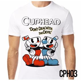 Playera Cuphead And Mugman Game $220 Incluye Envío