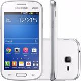 Samsung S7390 Galaxy Trend Lite Branco 4gb Original | Novo
