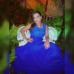 Vestido De Madrinha Festas Formatura Casamento Bodas Lindo