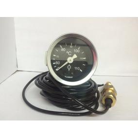 Indicador Temperatura Universal 52mm 40 À 110 Aro Zincado