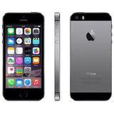 Iphone 5s 32gb 4g Preto Space Grey / Cinza Spacial