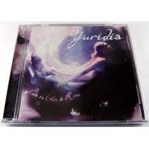 Yuridia Nada Es Color De Rosa Cd Unica Ed 2009 C/ Cancionero