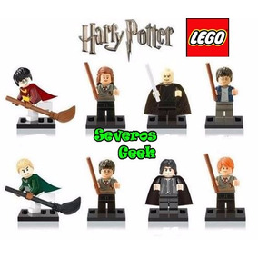 Coleção Lego Harry Potter Voldemort Snape Hermione, Rony