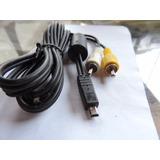 Cable Video Rca Macho A Mini Usb7