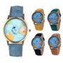 Relojes Viajeros (mapa Mundo Avión) + Delivery