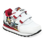 Zapatillas Disney Mickey Race Con Luces Addnice Mundo Manias
