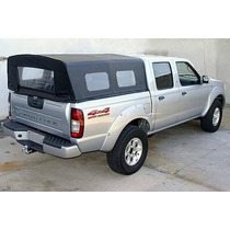 Capota Alta Nissan Frontier Cabine Dupla S/sto