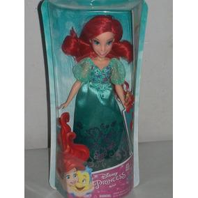 Muñeca Barbie Princesa Disney Ariel Original Hasbro