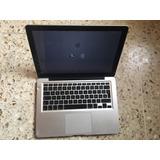 Remato Macbook Late 2008