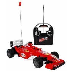 Kit 2 Carrinhos Formula F1 Controle Remoto- Promoção