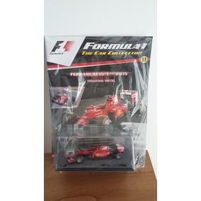 Ferrari Sf15t 2015 Vettel 1/43 Coleccion Formula 1 Salvat