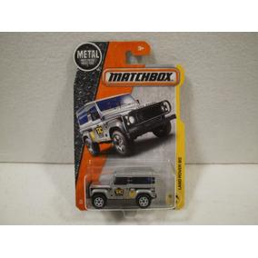 Enigma777 Matchbox Land Rover 90 Camioneta 48/125