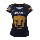 Nueva Playera Pumas Dama Mujer 2018 Nike Envio Gratis