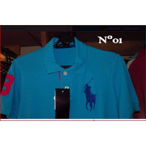 Camisa Polo By Ex Mascul Div Cores Vide Tam E Med Descrição