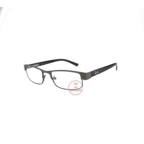 Armação Óculos De Grau Rayban Metal 5218 Infantil Barato