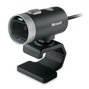 Lifecam Cinema Microsoft Webcam 720p 16:9 Rastreio De Rosto