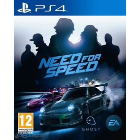 Juego De Play Station 4 Ned For Speed