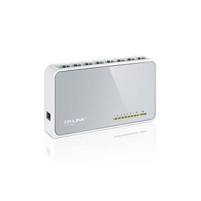 Switch Tp Link Tl-sf1008d 8 Puerto Rj45 10/100mbps En Oferta